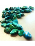 Turquoise brute 50g.