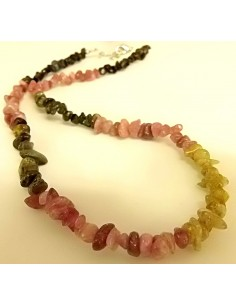 Tourmalines collier baroque