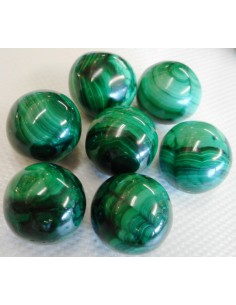 Malachite sphere 38mm