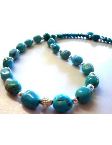 Turquoise collier