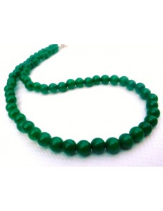 Collier Jade imperiale 6mm