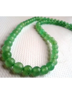 Aventurine collier 6mm