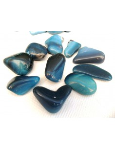 Agate bleue Allemagne