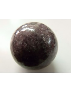 Lepidolite sphere 40mm