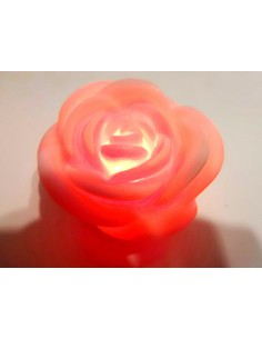 Rose Chakras led lampe