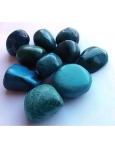 Chrysocolle petite pierre
