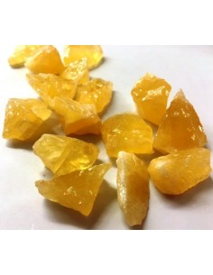 Calcite orange mineral