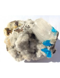 Pentagonite cavansite, adamite