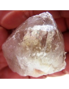 Quartz sceptre weloganite