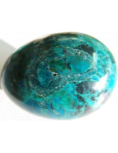 Oeuf Chrysocolle 41mm
