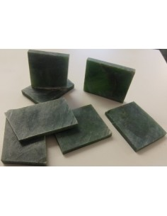 Tranches Jade nephrite